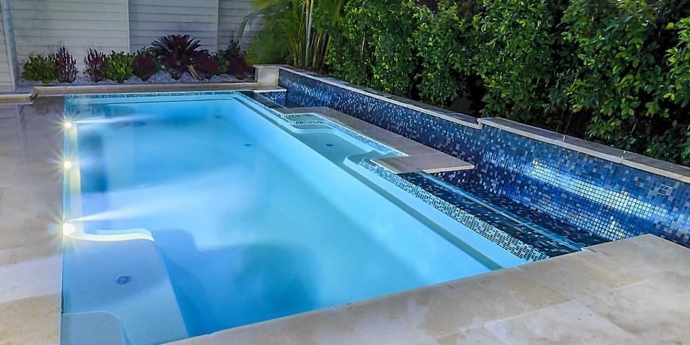 Vogue fibreglass pool
